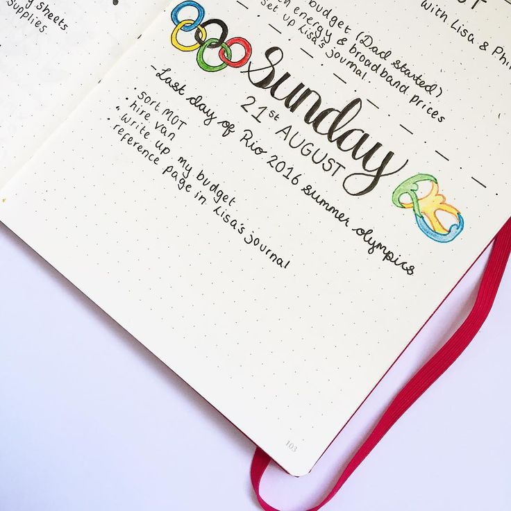 It is the last day of The Rio 2016 summer Olympic Games and I haven't done an Olympic themed header, so I thought I better do one! I have loved watching the games, team GB have done us proud  #bulletjournal #bujo #bulletjournaljunkies #bujojunkies #leuchtturm1917 #berry #planning #planneraddict #handlettering #header #planner #plannerlife #journal #journaling #cursive #simple#calligraphy #fauxcalligraphy #plannerbloggers #rio2016 #olympicgames #olympicrings  #teamgb #daily #dailylog
