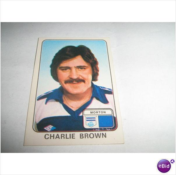 Charlie Brown - supreme athlete