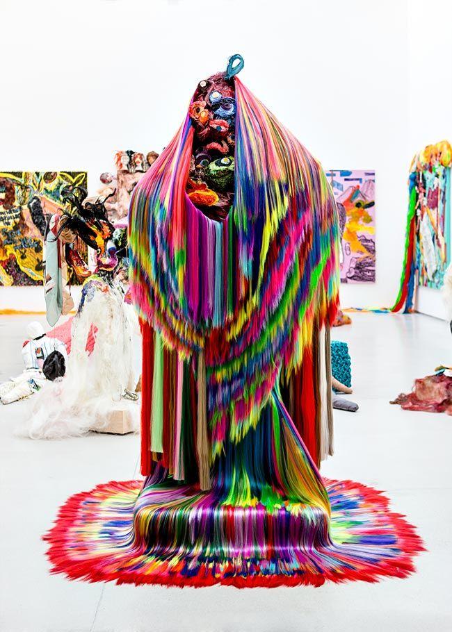 Galerie Thaddaeus Ropac Marais Bjarne Melgaard 4