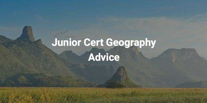 Geography in the junior cert is a subject where an A is very achievable. Read this article now for vital study tips on the subject. For full FREE access to all junior cert geography notes covering every single topic and A-grade exam answers for the past 7 years sign up to JC-Learn for a free 14-day trial.  http://ift.tt/2fkuRsf - http://ift.tt/1HQJd81