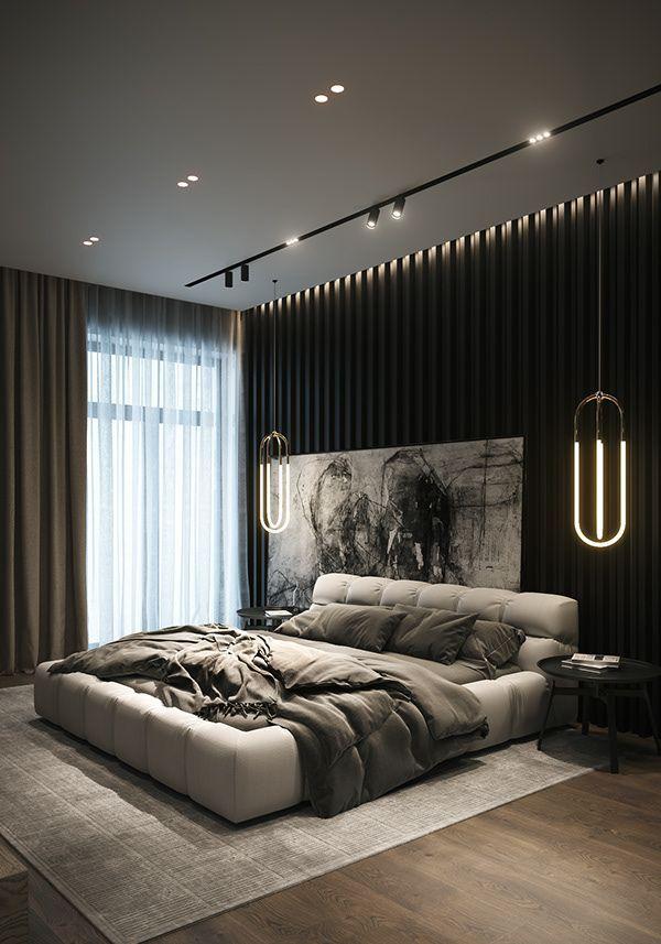 Amazing Bedroom Design Ideas In 2021 Luxurious Bedrooms Modern Luxury Bedroom Master Bedroom Interior Bedroom designs interior design ideas