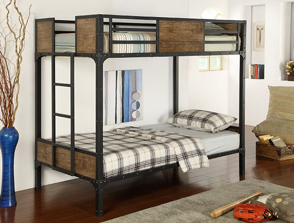 Industrial Bunk Bed | Bunk House Kids