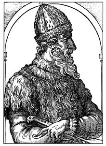 Ivan III the Great was the grand prince of Moscow and the grand prince of all Russia. During his reign, the Russian state gained independence from the Mongol Tatars, finally ending 200 years of their rule. Ivan also made Moscow the centre of the Russian world by considerably expanding its borders.