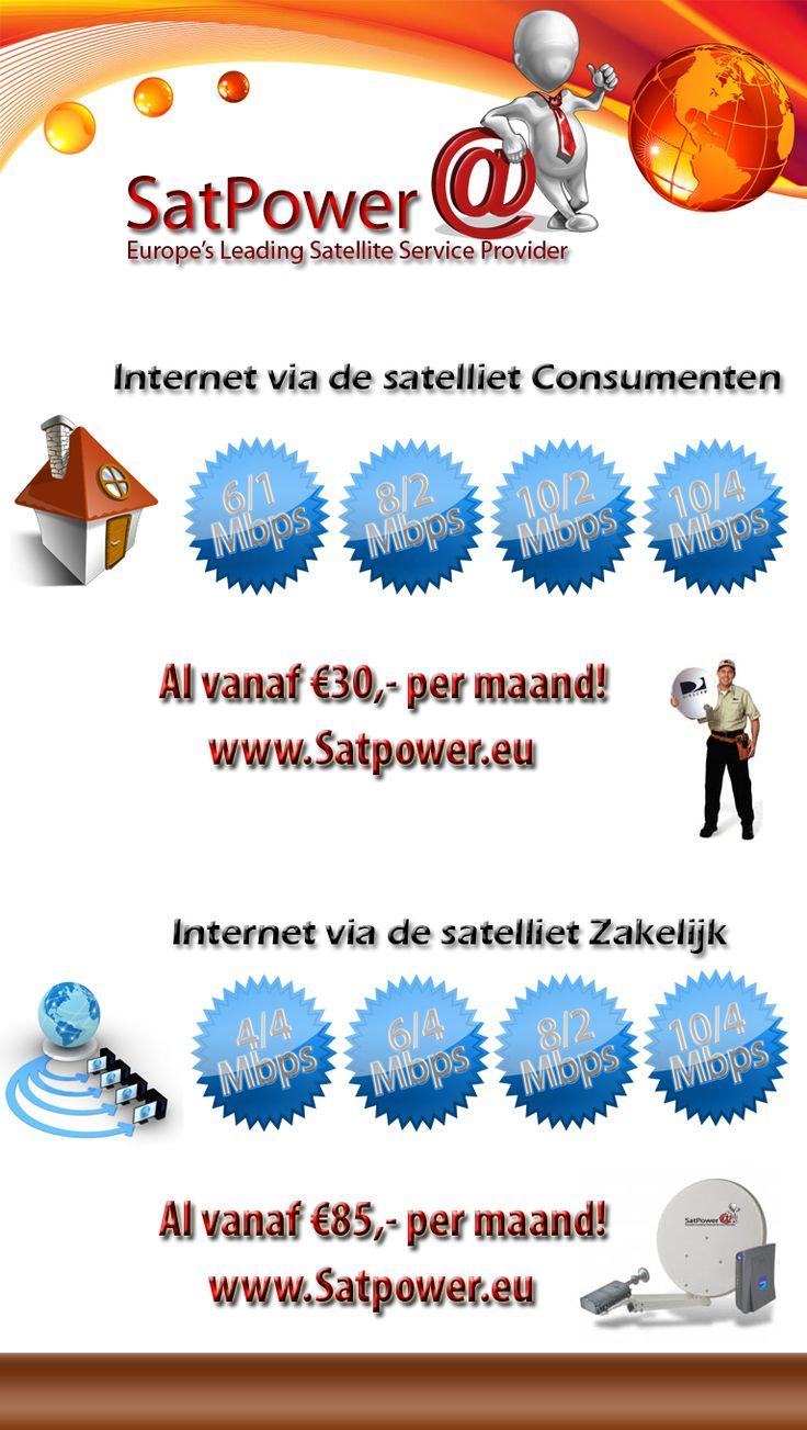 SatPower  Satelite Service Provider