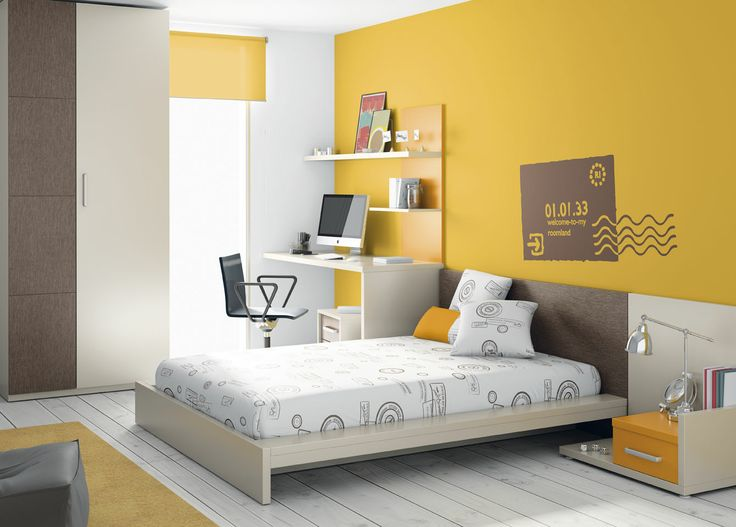 Habitaci n juvenil del cat logo de mueble juvenil kids for Catalogos habitaciones juveniles precios