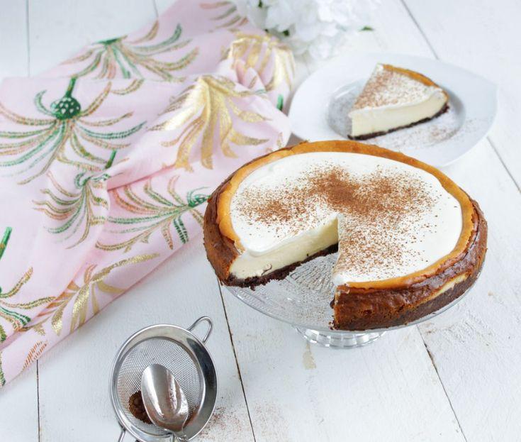 Cheesecake mit Spekulatius | Käsekuchen