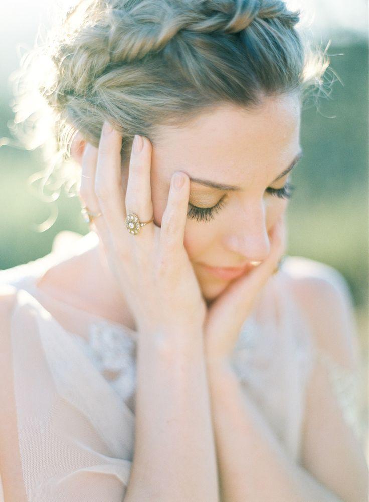 Photography: Jen Huang  - JenHuangBlog.com  Read More: http://www.stylemepretty.com/california-weddings/2015/03/17/rustic-grecian-bridal-inspiration/