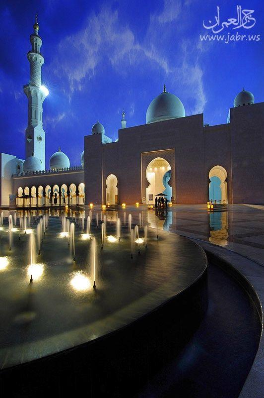 sheikh zayed grand mosque Abu Dabi