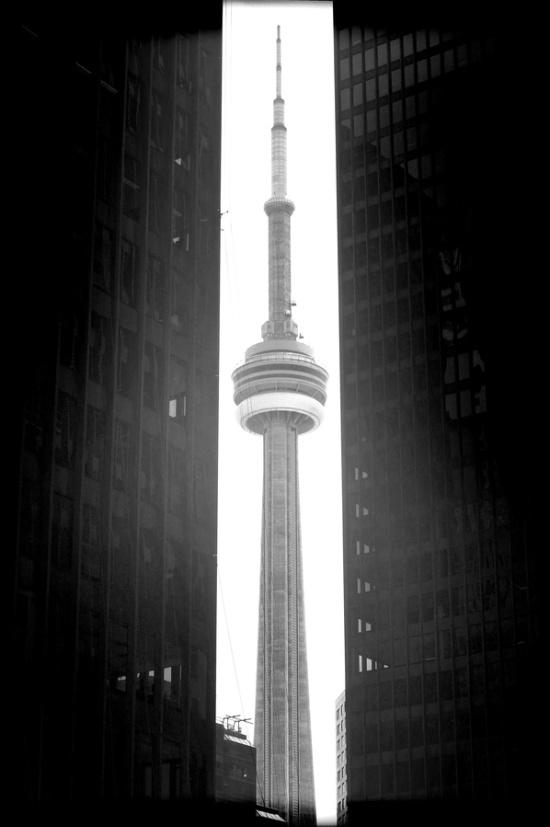 CN Tower, Toronto, Ontario, Canada.