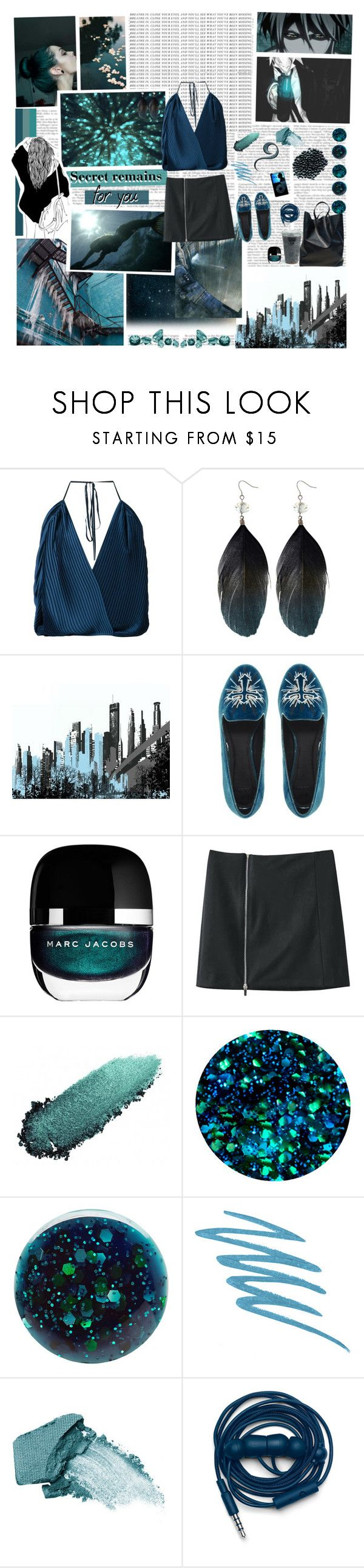 """I Made a Tip Account"" by not-the-average-girl ❤ liked on Polyvore featuring Tome, Oasis, Mr Perswall, ASOS, Marc Jacobs, H2O+, Chantecaille, Deborah Lippmann, NARS Cosmetics and Urbanears"