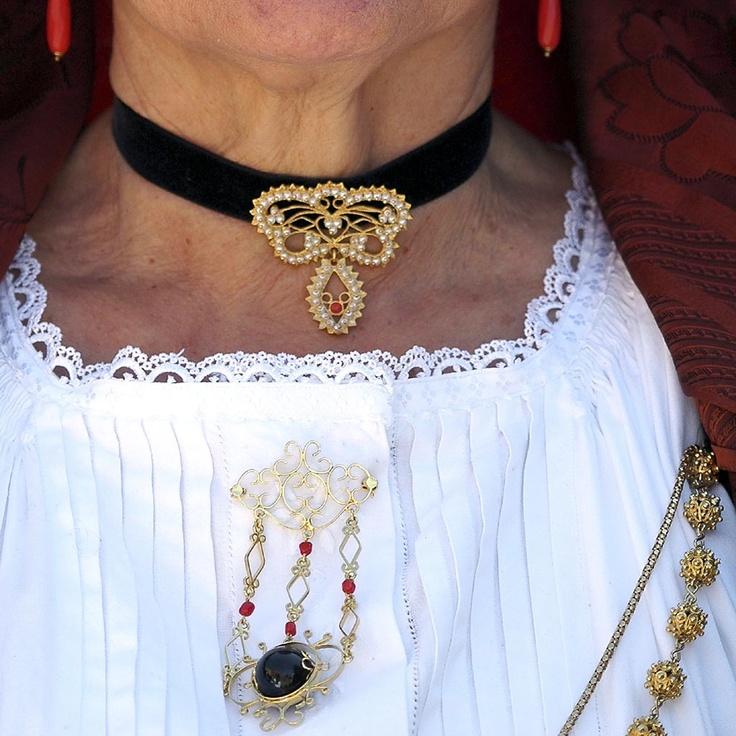 antichi gioielli sardi