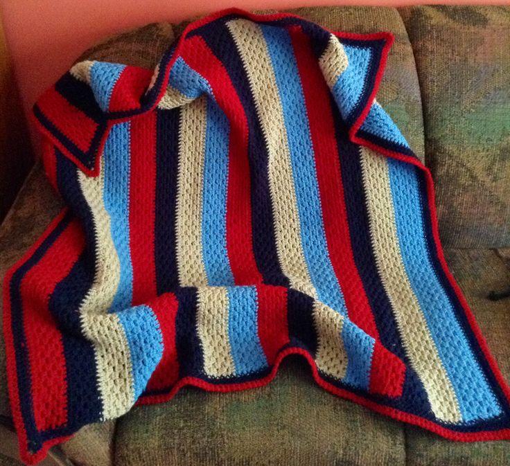 Luan's baby blanket