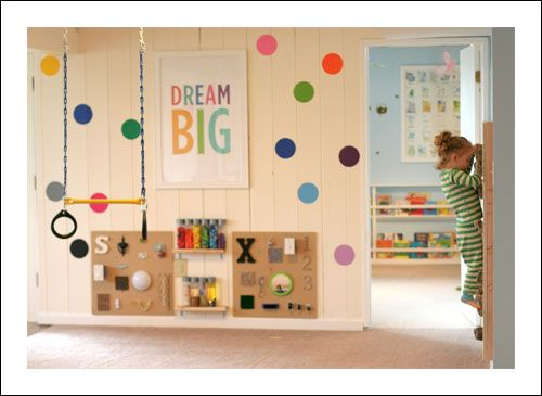 Best Childrens Playrooms - Babybites.co.nz