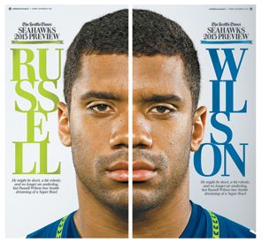 Russell Wilson, Seahawks carry great expectations in 2013   The Seattle Times
