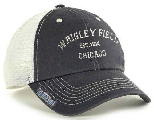Wrigley Field Vintage Adjustable Mesh Hat by ThirtyFive55 | FLASH SALE: $14.95