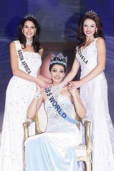yukta mookhey miss world 1999