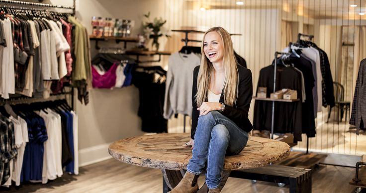 Opening a Clothing Boutique with Morton James Boutique