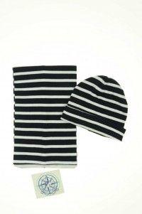 vetement enfant occasion - echarpe et bonnet 6-12 mois - Autres marques