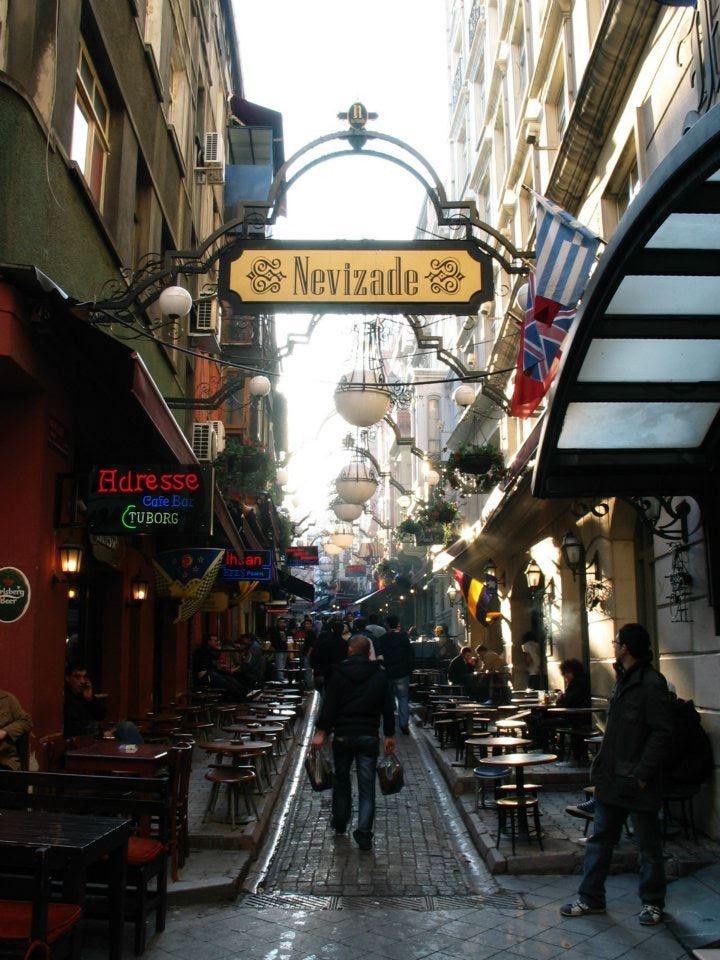 Nevizade Street