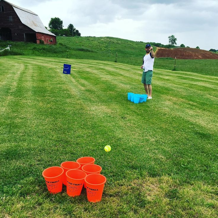 BucketBall is now in stock! Order today at BucketBall.com #BucketBall #Summer #Games #Fun
