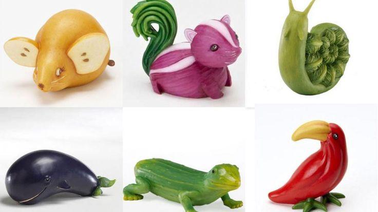 Koken met kinderen: eetbare dieren   VTM Koken