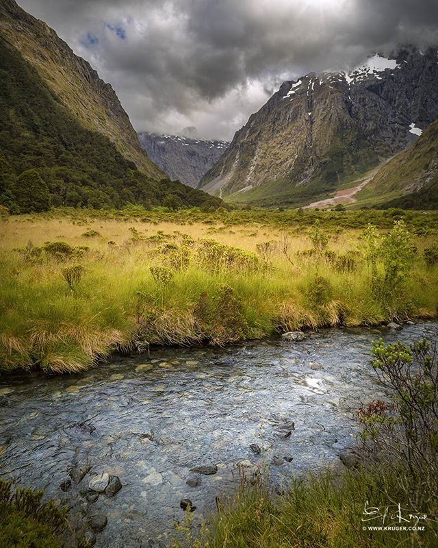 Fiordland National Park New Zealand