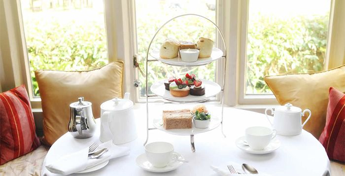 The history behind afternoon tea - care for a cup? #dfgiveaway