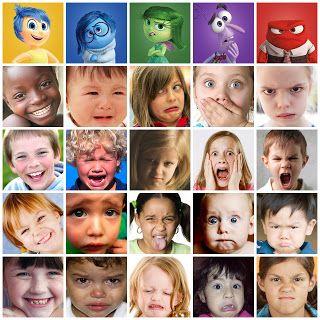 Burbuja de Lenguaje: Inside out y Emociones