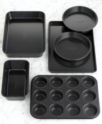 Simply Calphalon 6 Piece Bakeware Set... ~XOX #MomAndSonCookingTeam