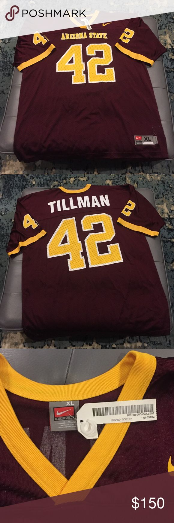 new product c5b1b 82499 40 pat tillman jersey events