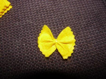 Tuto Photo et Explication d'une Farfalle