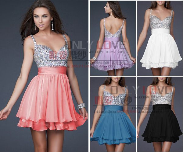 Cheap Evening Dresses on Sale at Bargain Price, Buy Quality short chiffon dress, short fashion dresses, short dress women from China short chiffon dress Suppliers at Aliexpress.com:1,Item Type:Evening Dresses 2,Image Type:Reference Images 3,Decoration:Beading 4,Sleeve Style:One-Shoulder 5,Material:Polyester