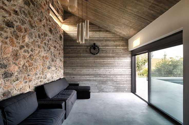 Summer house, Central Greece - interior