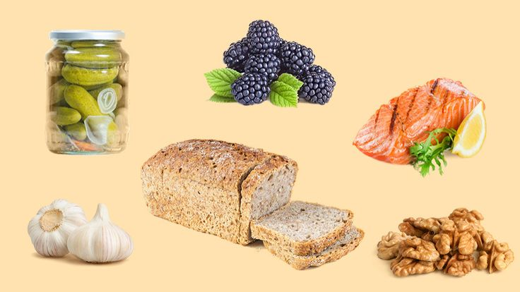 We've put together the ultimate food shopping list for foods that fight inflammation.