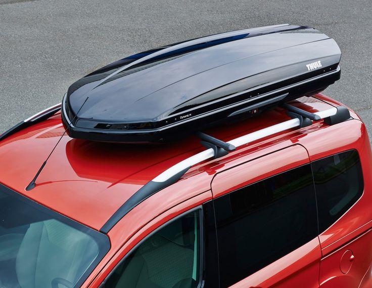 Ford Tourneo Courier - Box da tetto.