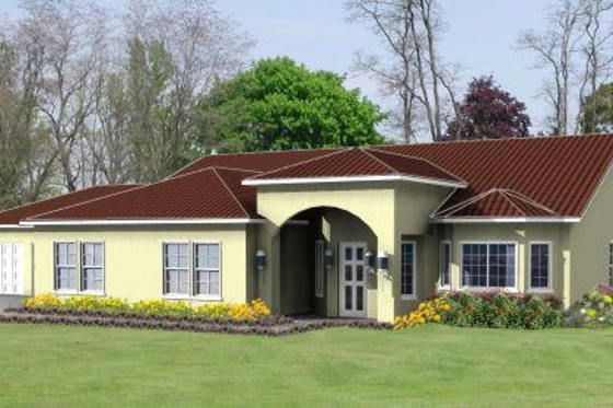 14 best house designs images on pinterest house design for Adobe style mobile homes