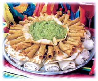 Catering & Party Trays - Bobby Salazar's Mexican Food--- love this platter