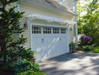 garage door arbor46 best A Penchant for Pergolas images on Pinterest  Garage