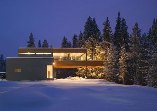 Colorado Mountain Home Design By Micheal P Johnson
