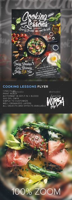 48 best Food Flyer Templates images on Pinterest Flyer template - food flyer template