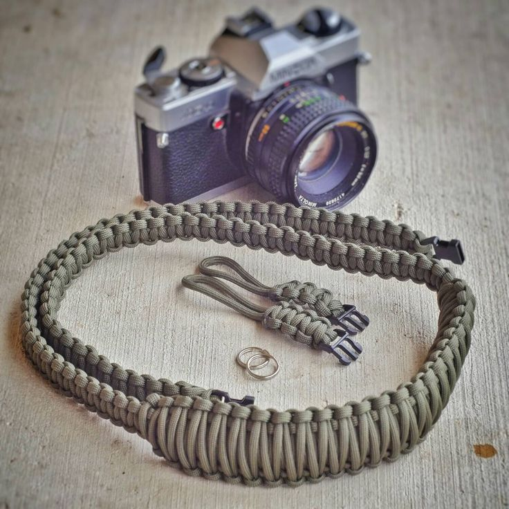 paracord cameras and camera straps on pinterest