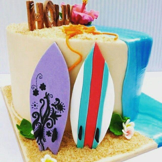 Aloha cake hawai