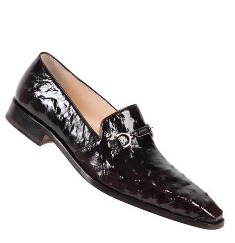 Mauri Shoes: Ostrich