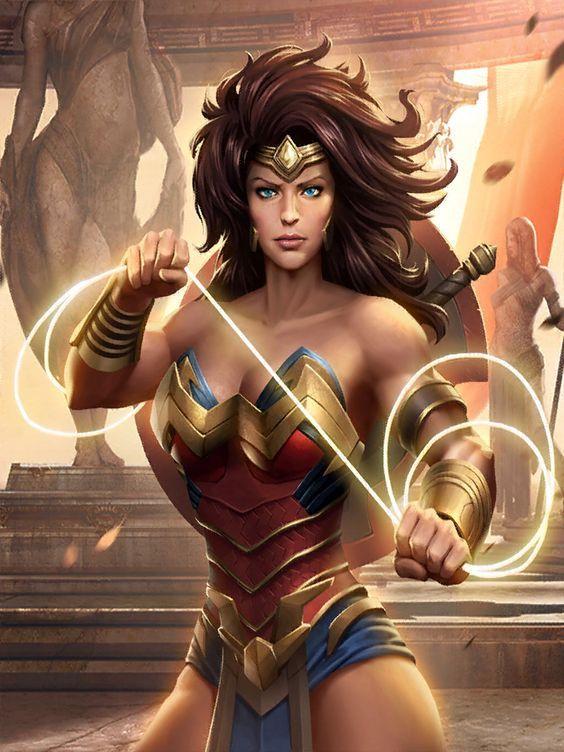17 Best images about Wonder Women! on Pinterest | Wonder ...