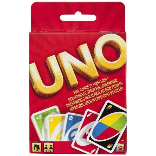 Mattel Karty Uno W2085 Polska Wersja - od 12,88 zł, porównanie cen w 34 sklepach. Zobacz inne Gry dziecięce, najtańsze i najlepsze oferty, opinie.