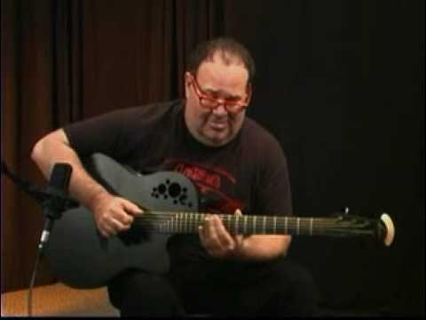 COCGF Instructor Matt Smith Gives A Killer Slide Guitar Lesson - Part 2