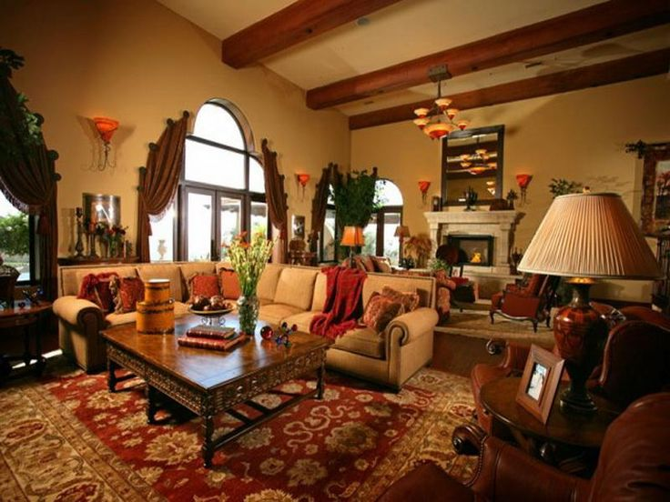 Home Home Decor Luxury Living Room Modern Decor Western