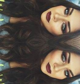 Best hair dark burgundy lipstick colors 36+ Ideas #hair
