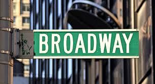 #2 - Travel to New York with BFF @Kacy Dines and see a broadway musical