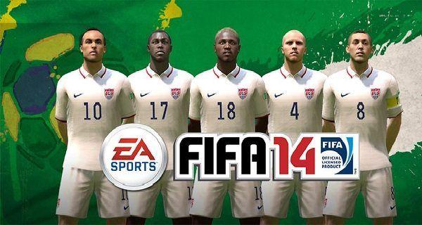 FIFA 14 Mod Apk Data Unlocked Game Download